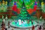 Кремлевская новогодняя Елка, эксклюзивное фото № 24833173, снято 5 января 2017 г. (c) Михаил Ворожцов / Фотобанк Лори
