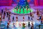 Кремлевская новогодняя Елка, эксклюзивное фото № 24833205, снято 5 января 2017 г. (c) Михаил Ворожцов / Фотобанк Лори