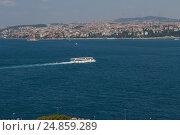 Босфор. Стамбул. Турция. Редакционное фото, фотограф Dan / Фотобанк Лори