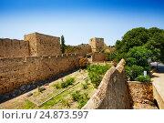 Купить «The Knights Grand Master Palace on Rhodes Island», фото № 24873597, снято 26 июля 2015 г. (c) Сергей Новиков / Фотобанк Лори