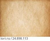 Old paper sheet texture. Стоковое фото, фотограф Андрей Кузьмин / Фотобанк Лори