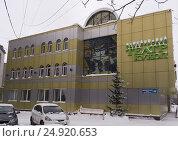 Купить «Сахалинский театр кукол», фото № 24920653, снято 17 января 2017 г. (c) Максим Гулячик / Фотобанк Лори