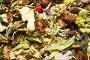 Травяной сбор для зимнего чая крупным планом, фото № 24924621, снято 14 января 2017 г. (c) Никита Ковалёв / Фотобанк Лори