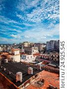 Купить «Old Havana», фото № 24925545, снято 7 июня 2011 г. (c) Андрей Армягов / Фотобанк Лори