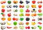 Fruits and Vegetables, фото № 24932129, снято 24 января 2017 г. (c) Алексей Попов / Фотобанк Лори