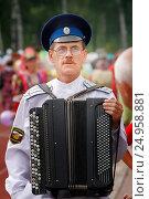 Купить «Казак», фото № 24958881, снято 1 марта 2014 г. (c) Хайрятдинов Ринат / Фотобанк Лори
