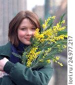 """Купить «Фотоэтюд """"В ожидании весны"""", 1997 год», фото № 24977217, снято 14 июля 2018 г. (c) Борис Кавашкин / Фотобанк Лори"""