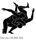 Купить «Vector Greek drawing», иллюстрация № 25041521 (c) Михаил Гойко / Фотобанк Лори
