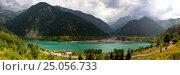 Озеро Иссык. Казахстан. Стоковое фото, фотограф Максим Попыкин / Фотобанк Лори
