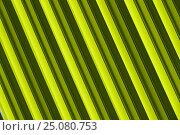 Купить «Текстура. Рельефная металлическая поверхность зеленого цвета разных оттенков с симметричными полосками», эксклюзивное фото № 25080753, снято 5 февраля 2017 г. (c) lana1501 / Фотобанк Лори