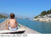 Скарадарское озеро Черногория (2016 год). Стоковое фото, фотограф малыгина надежда викторовна / Фотобанк Лори