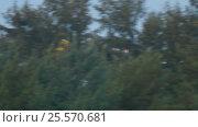 Купить «Airplane Airbus 320 landing», видеоролик № 25570681, снято 2 декабря 2016 г. (c) Игорь Жоров / Фотобанк Лори