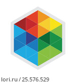"Логотип. Технопарк ""Строгино"" Редакционная иллюстрация, иллюстратор Tatyana Krasikova / Фотобанк Лори"