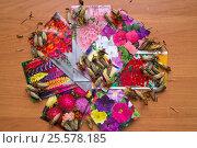 Купить «Семена цветов для рассады», эксклюзивное фото № 25578185, снято 26 января 2017 г. (c) Volgograd.travel / Фотобанк Лори