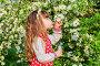 Girl with soap bubbles, фото № 25578193, снято 23 мая 2016 г. (c) Сергей Завьялов / Фотобанк Лори