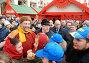 Лидер ЛДПР Владимир Вольфович Жириновский посетил Масленичные гуляния на Манежной площади, эксклюзивное фото № 25580017, снято 19 февраля 2017 г. (c) lana1501 / Фотобанк Лори