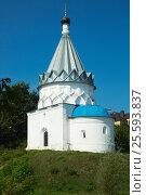 Купить «saint cosmas and damian church», фото № 25593837, снято 23 августа 2016 г. (c) Яков Филимонов / Фотобанк Лори