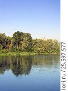 Купить «Beautiful summer landscape», фото № 25597577, снято 3 июля 2014 г. (c) Сергей Девяткин / Фотобанк Лори