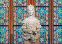 Скульптура императрицы Елизаветы (Сисси) в церкви Матьяша в Будапеште, Венгрия, фото № 25597973, снято 5 декабря 2016 г. (c) Михаил Марковский / Фотобанк Лори