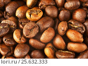 Купить «Natural background from roasted coffee beans. Macro shot with tilt effect.», фото № 25632333, снято 9 января 2015 г. (c) easy Fotostock / Фотобанк Лори