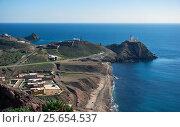 Cabo de Gata-Nijar Natural Park. South-eastern corner of Spain (2016 год). Стоковое фото, фотограф Alexander Tihonovs / Фотобанк Лори