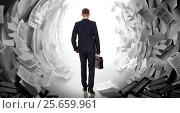 Купить «Концепция сложности в организации бизнеса», фото № 25659961, снято 11 мая 2016 г. (c) Владимир Мельников / Фотобанк Лори