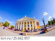 Купить «Кировка, Челябинск», фото № 25662957, снято 16 июня 2016 г. (c) Хайрятдинов Ринат / Фотобанк Лори