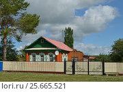 Домик в деревне. Стоковое фото, фотограф Наталья Тагирова / Фотобанк Лори