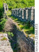 Купить «Nokalakevi - fortress in the western part of Georgia», фото № 25668873, снято 9 мая 2016 г. (c) Давидич Максим / Фотобанк Лори