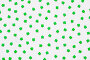St Patrick's Day holiday background - green quatrefoils on the white wooden surface, фото № 25698993, снято 2 марта 2017 г. (c) Зезелина Марина / Фотобанк Лори