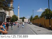 Дворец Топ Копы. Стамбул. Турция. Редакционное фото, фотограф Dan / Фотобанк Лори