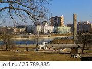 Купить «Город Орел», фото № 25789885, снято 13 марта 2017 г. (c) Виталий Дубровский / Фотобанк Лори