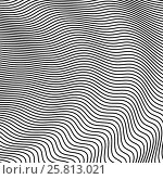 Abstract halftone waves. vector background for design. Стоковая иллюстрация, иллюстратор Rashpil / Фотобанк Лори