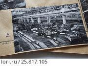 Купить «Фото завода имени Лихачева. ЗИЛ», фото № 25817105, снято 24 марта 2017 г. (c) Sashenkov89 / Фотобанк Лори