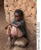 Мальчик из деревни Пете, Занзибар (2017 год). Редакционное фото, фотограф Ольга Коркина / Фотобанк Лори
