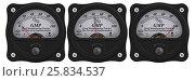 Купить «GMP. Good Manufacturing Practice indicator. The percent of implementation», иллюстрация № 25834537 (c) WalDeMarus / Фотобанк Лори