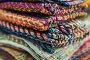 Towels pile, фото № 25839189, снято 20 февраля 2017 г. (c) Ночёвка Виктория / Фотобанк Лори