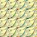 Декоративный узор, волны, иллюстрация № 25851997 (c) Наталия Кузнецова / Фотобанк Лори