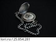 Мужские карманные часы на цепочке (2017 год). Редакционное фото, фотограф Сергей Тагиров / Фотобанк Лори