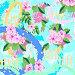 Декоративный узор, цветочная поляна, фон, иллюстрация № 25858701 (c) Наталия Кузнецова / Фотобанк Лори