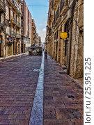 Spain, Tarragona.  street (2017 год). Стоковое фото, фотограф Александр Овчинников / Фотобанк Лори