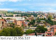 Купить «Old city in Tbilisi, Georgia», фото № 25956537, снято 24 сентября 2016 г. (c) Elena Odareeva / Фотобанк Лори