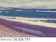 Купить «Views of Lago Buenos Aires, Patagonia, Argentina», фото № 26026197, снято 30 января 2017 г. (c) Яков Филимонов / Фотобанк Лори