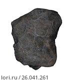 Купить «Meteor - 3D render», фото № 26041261, снято 15 июля 2020 г. (c) easy Fotostock / Фотобанк Лори