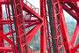 Фрагмент опоры с лестницей Живописного моста в Серебряном бору, фото № 26063989, снято 13 августа 2010 г. (c) Алёшина Оксана / Фотобанк Лори