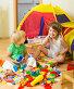 Children playing with blocks, фото № 26119049, снято 2 августа 2014 г. (c) Яков Филимонов / Фотобанк Лори