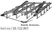 Купить «Борона Валькура», иллюстрация № 26122801 (c) Макаров Алексей / Фотобанк Лори