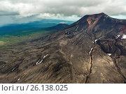Купить «Maly Semyachik is a stratovolcano. Kronotsky Nature Reserve on Kamchatka Peninsula.», фото № 26138025, снято 21 ноября 2019 г. (c) easy Fotostock / Фотобанк Лори