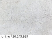 Купить «close up of cracked stone wall or surface», фото № 26245929, снято 9 февраля 2015 г. (c) Syda Productions / Фотобанк Лори