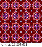 Купить «Geometric background», иллюстрация № 26269661 (c) Елена Арсентьева / Фотобанк Лори